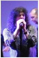 Lead Singer Damien