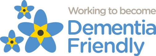 Dementia Friendly Logo