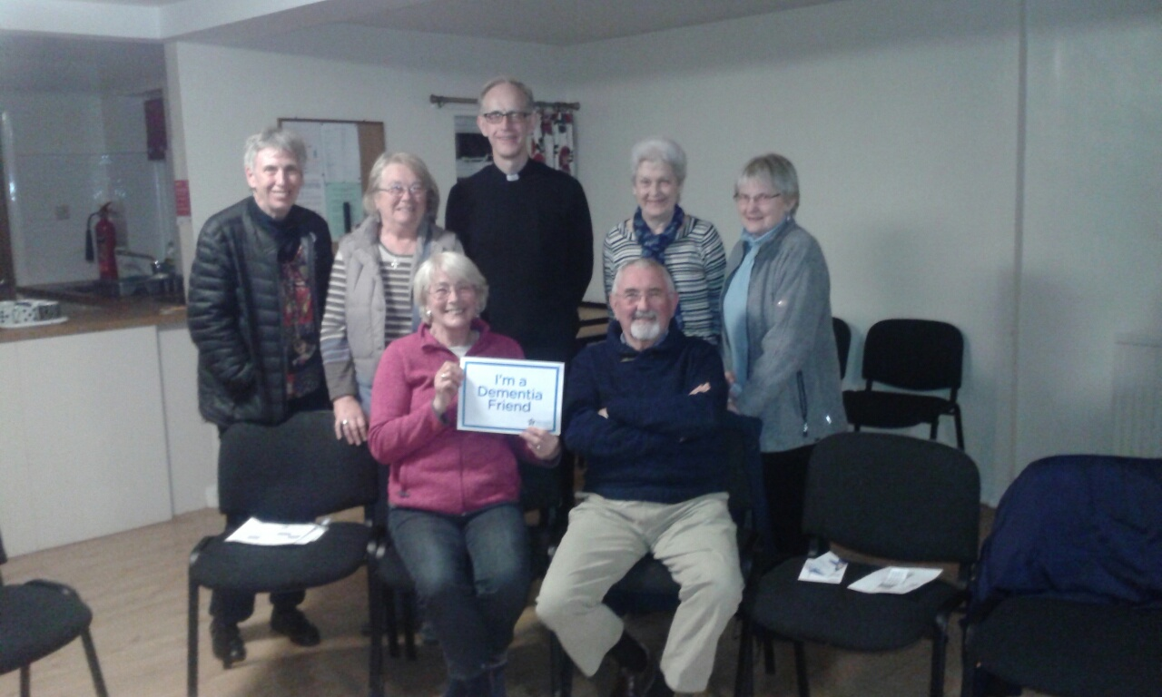 Dementia Friends from Shipley�s St Teresa Benedicta of the Cross