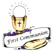 First Holy Communion Clipart
