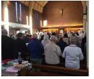The while Parish
