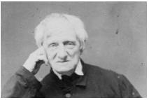 J H Newman portrait